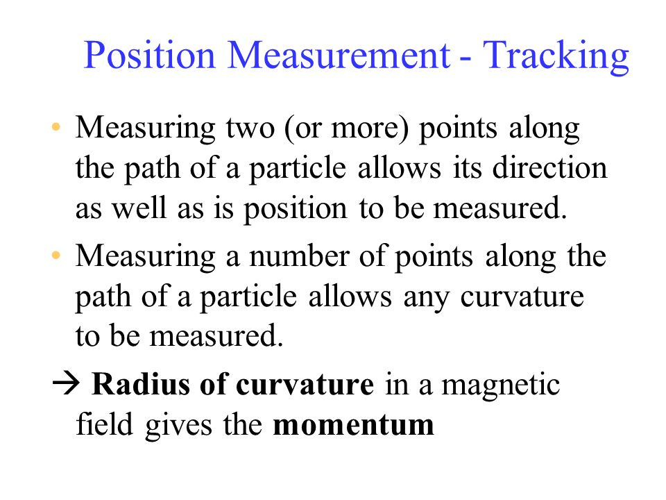 Reminder: Cerenkov angle and intensity depend on particle velocity and refractive index of the medium If momentum is known, measurements of give and hence particle mass and type Cerenkov detectors used for /K separation at medium or high energies Cerenkov counters for particle identification