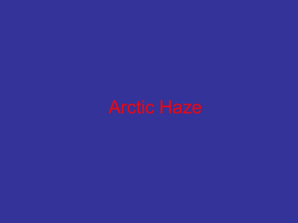 Arctic Haze
