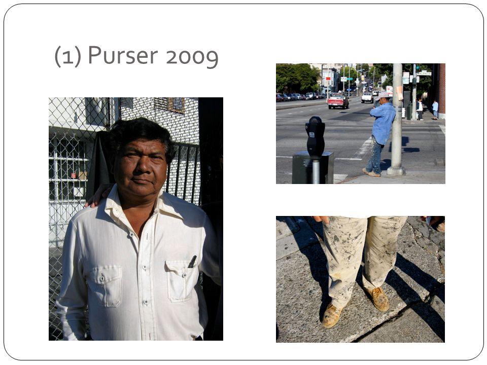 (1) Purser 2009