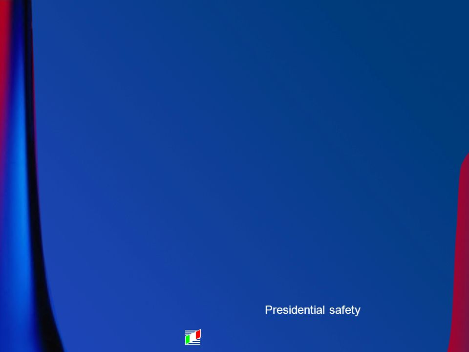 Presidential safety