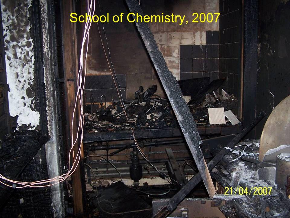 School of Chemistry, 2007