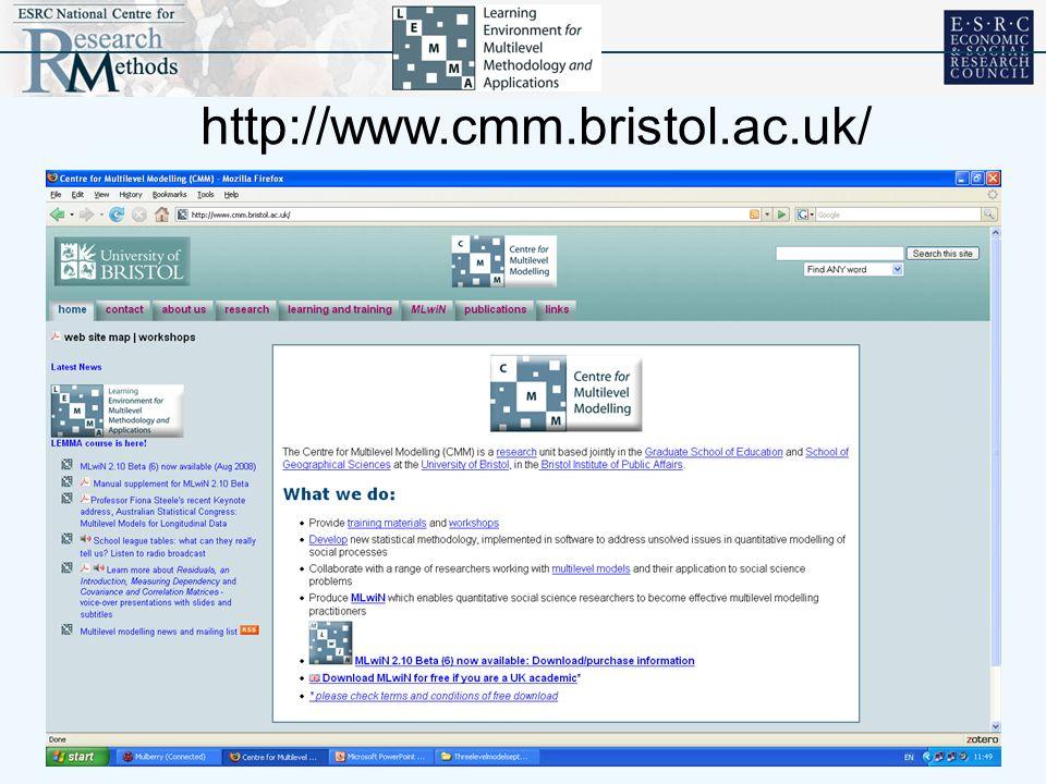 http://www.cmm.bristol.ac.uk/