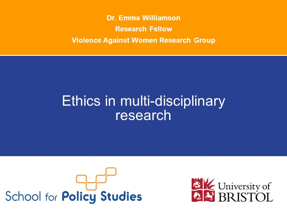 2 Issues specific to social science research: Voluntary participation Informed consent of participants –Informed and proxy consent of children Access to services –Mandatory evaluation of services Confidentiality and anonymity Conflict of professional roles and governance –Health, education, social care, research.