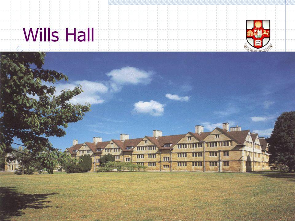 Wills Hall