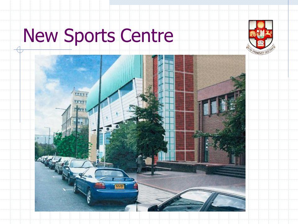 New Sports Centre