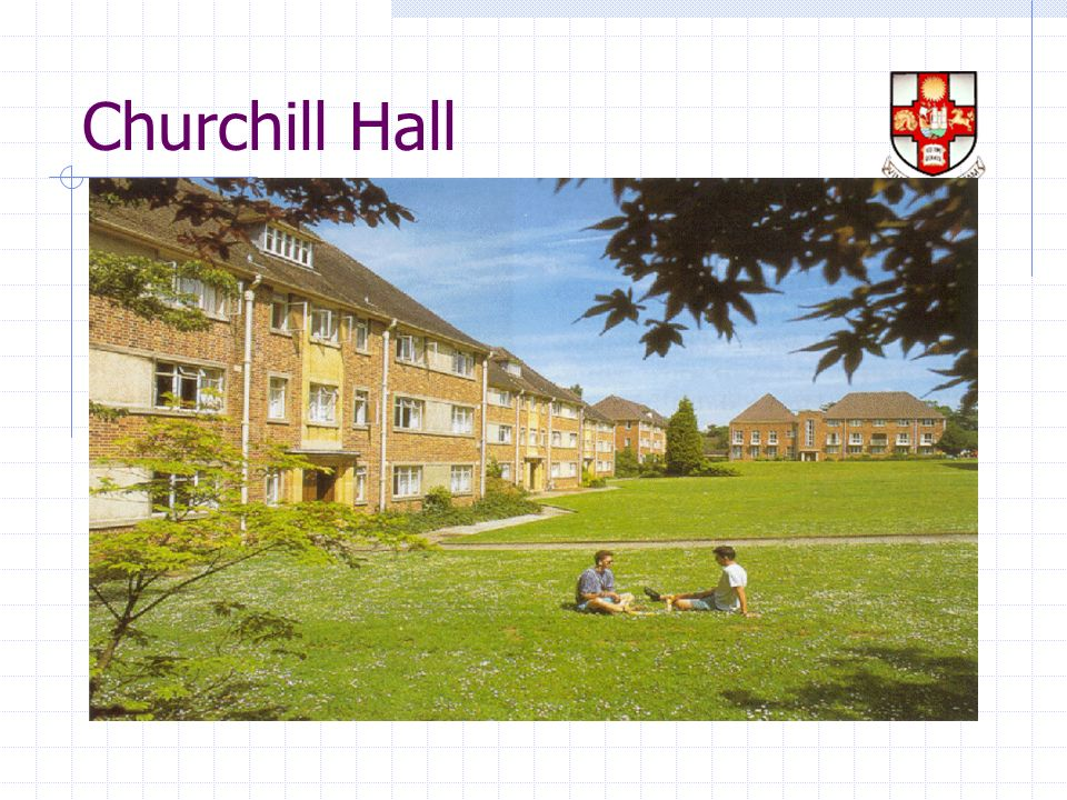 Churchill Hall