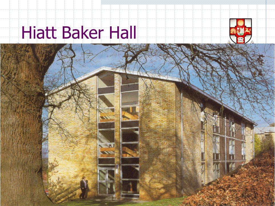 Hiatt Baker Hall