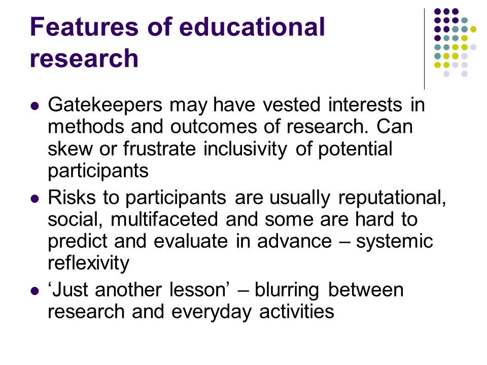 Current research ethics procedures Another gatekeeper or opportunity for clarification and problem-solving in ways that support respect, rigour and responsibility.