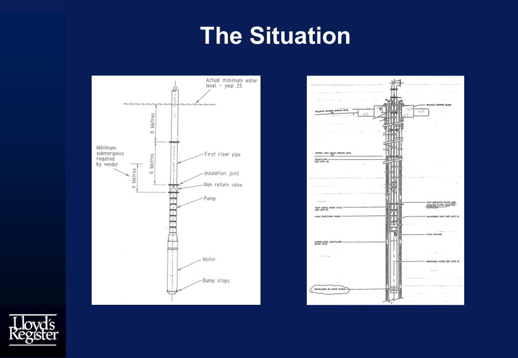 The Problem During the course of approximately 3 years of operation, pump performance problems were encountered in a number of wells.