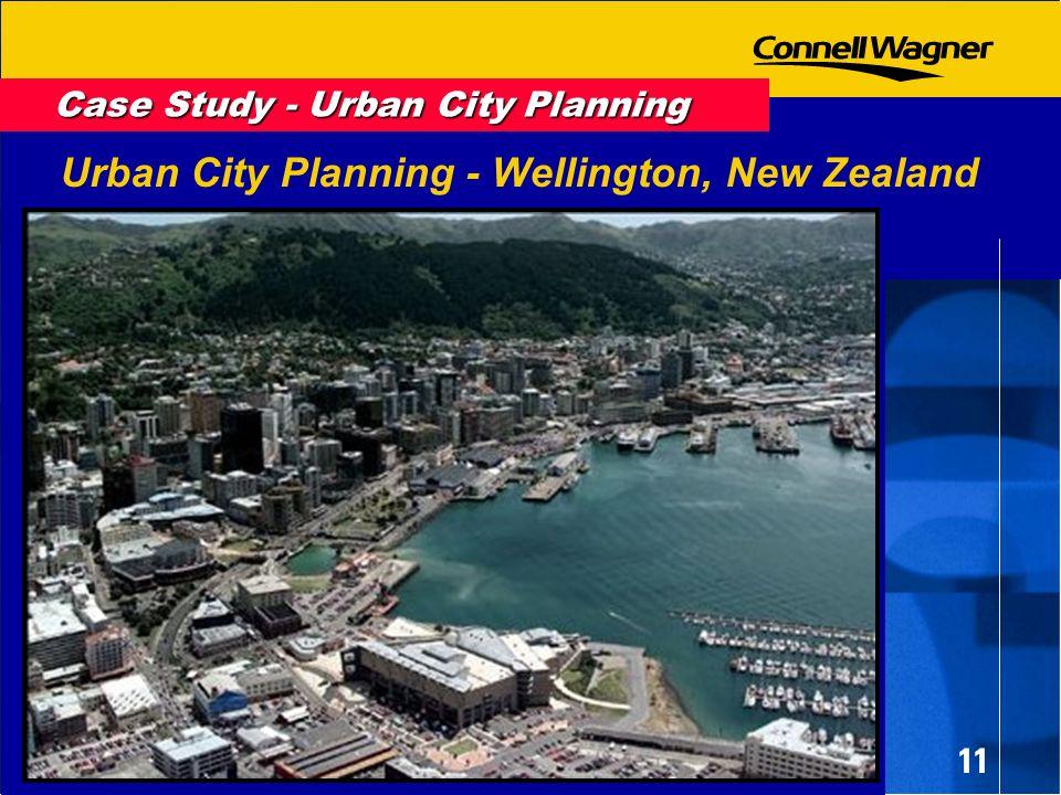 11 Urban City Planning - Wellington, New Zealand Case Study - Urban City Planning