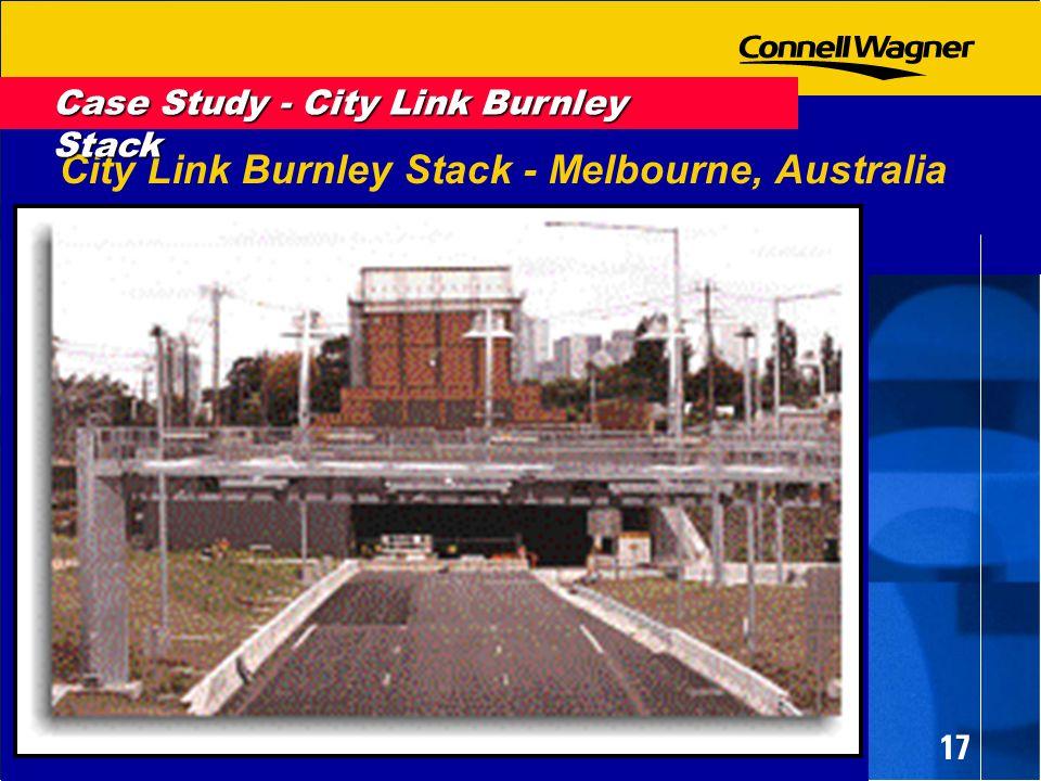 17 City Link Burnley Stack - Melbourne, Australia Case Study - City Link Burnley Stack