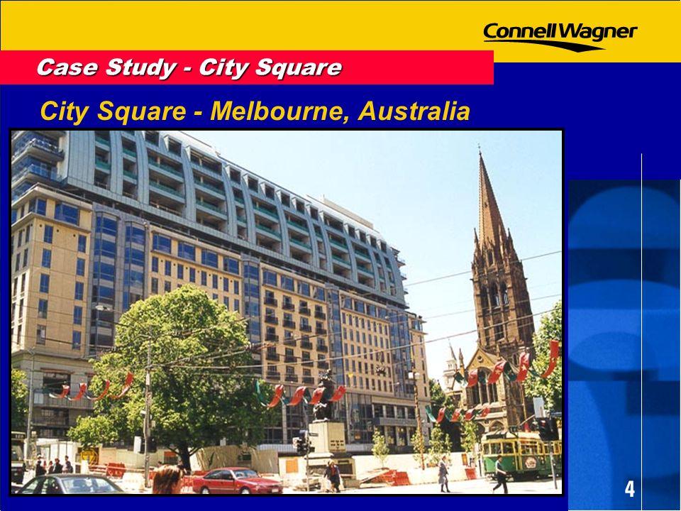 4 City Square - Melbourne, Australia Case Study - City Square