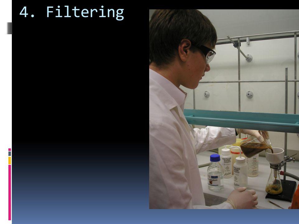 4. Filtering