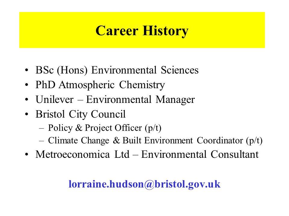 Bristol City Council www.bristol.gov.uk/sustainability The CREATE Centre