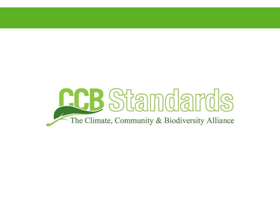 The Climate, Community & Biodiversity Alliance (CCBA)
