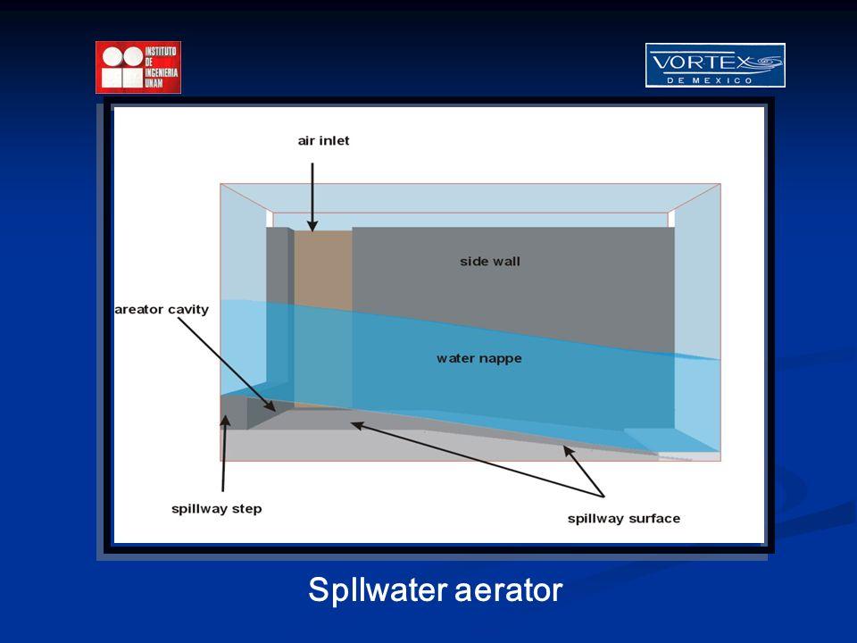 Spllwater aerator