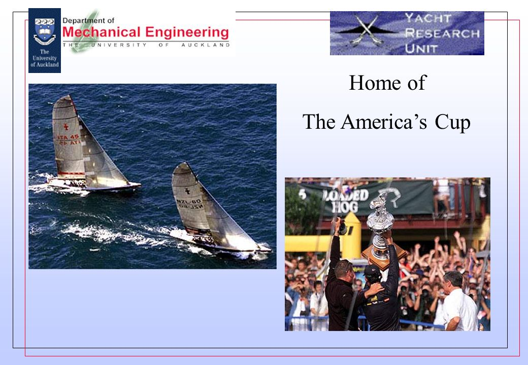 Home of The Americas Cup