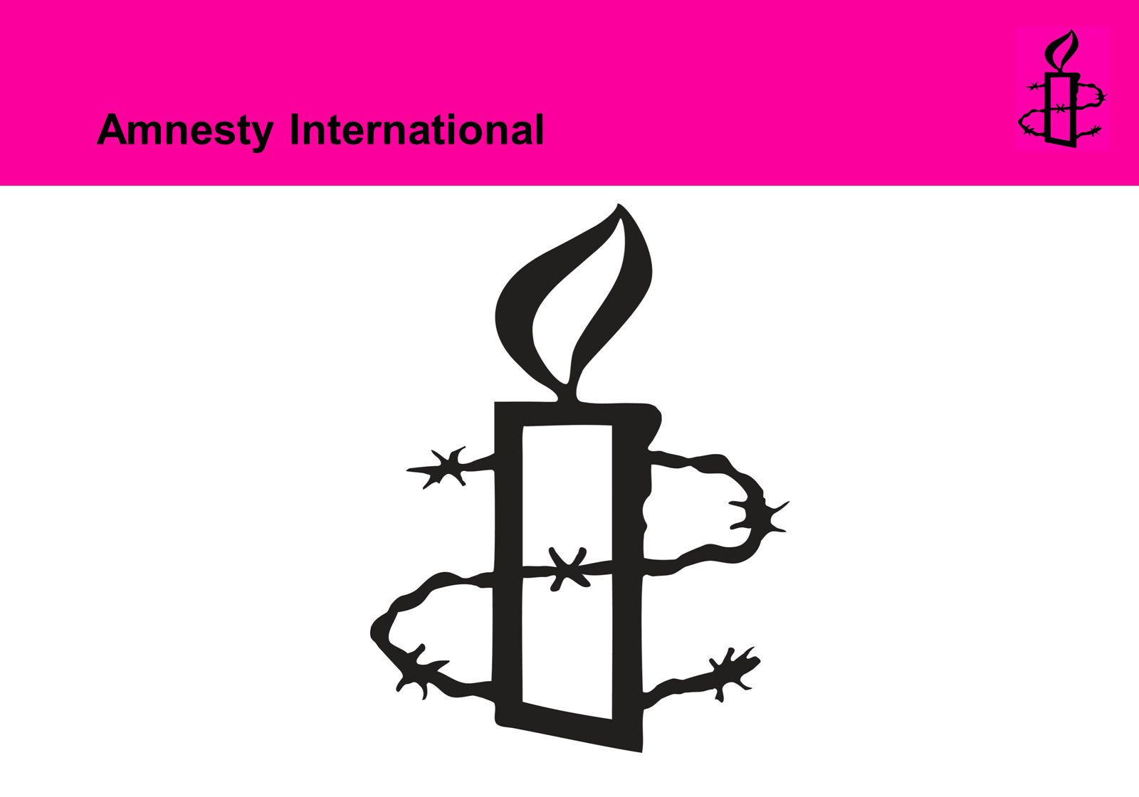 An annual campaign Once a year, between 1st November and 31st January, Amnesty International UK asks supporters to send cards with messages of HOPE and SUPPORT to people all over the world who have suffered HUMAN RIGHTS abuses.