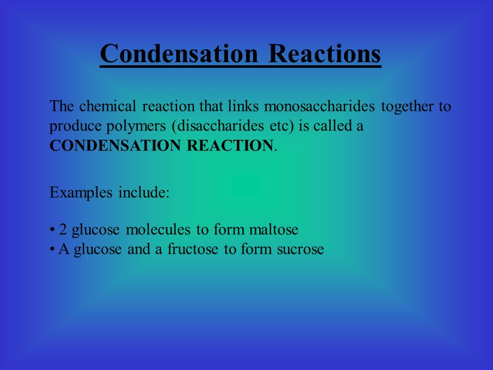 Disaccharides -Double Sugars- Disaccharides are formed by CONDENSATION REACTION of 2 Monosaccharides, the bond is called a glycosidic bond. Sucrose Ma