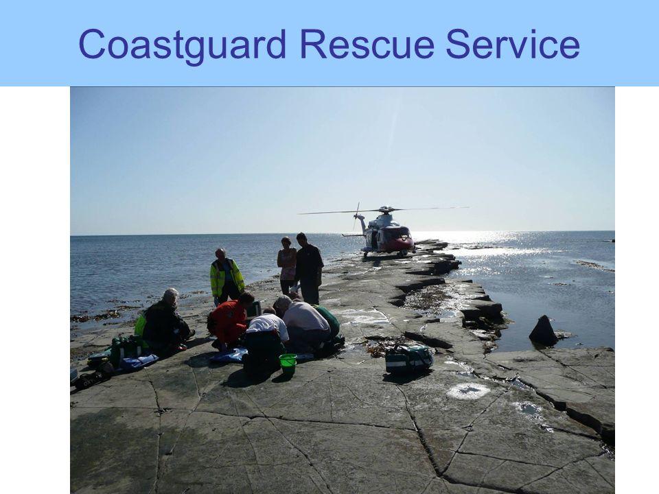 Coastguard Rescue Service