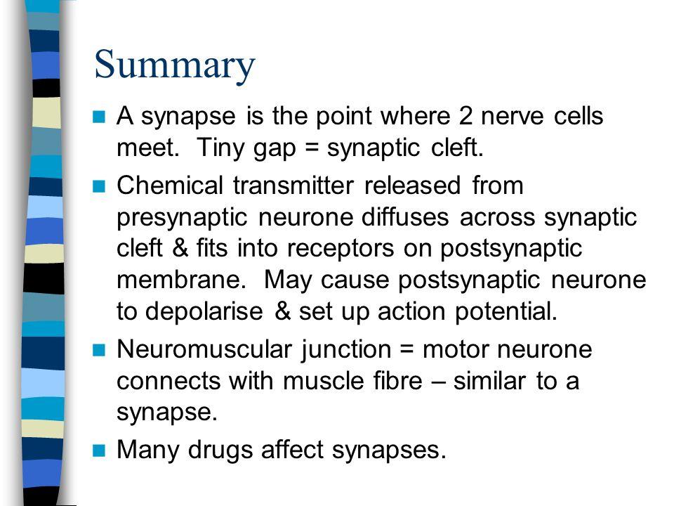 Effect of nicotine and atropine