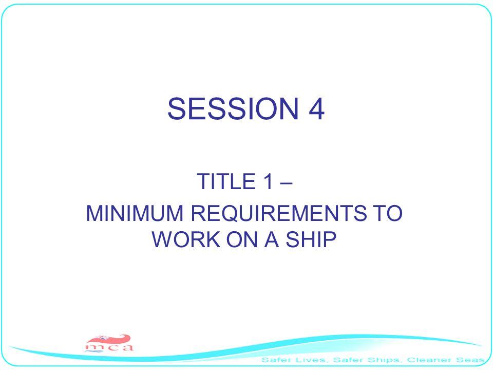 RECRUITMENT AND PLACEMENT (Regulation 1.4.Standard A1.4.