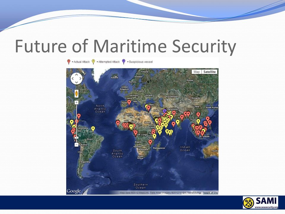 Future of Maritime Security
