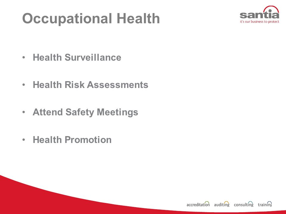 Occupational Health Is the person suitable for ill health retirement