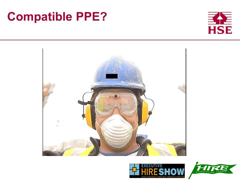 Compatible PPE