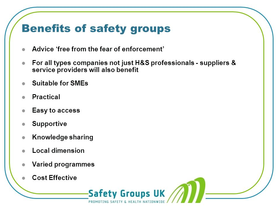 What groups can deliver l Networking opportunities l Friendly problem solving and signposting l Seminars and events e.g.