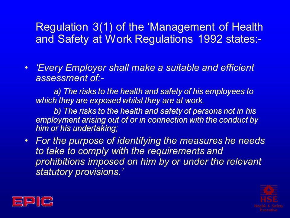 Severity of harm –2) Harmful, e.g.