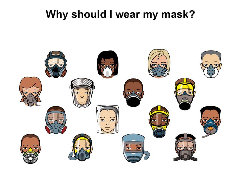 Why should I wear my mask?