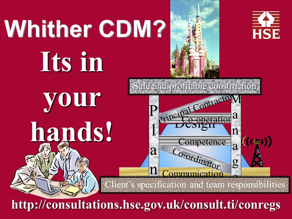 CDMCDM reform is right on target If If the plan sweeps away piles of useless paperwork it will be a great triumph.