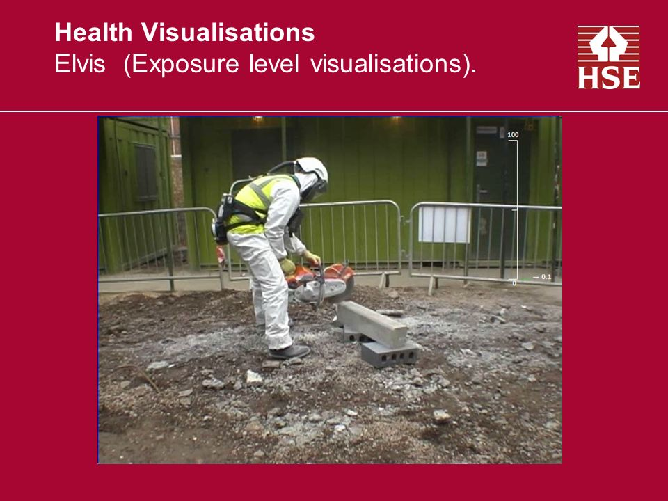 Health Visualisations Elvis (Exposure level visualisations).