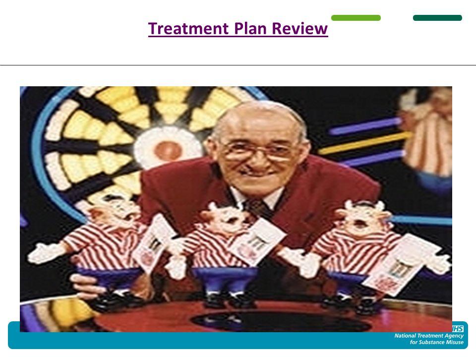 Treatment Plan Review