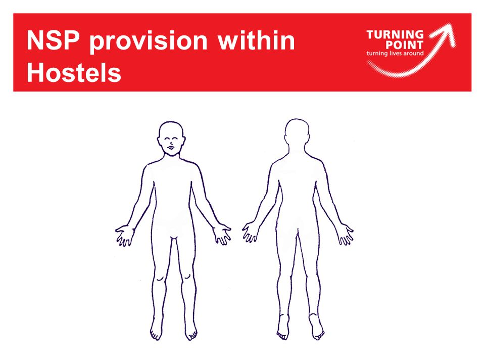 NSP provision within Hostels