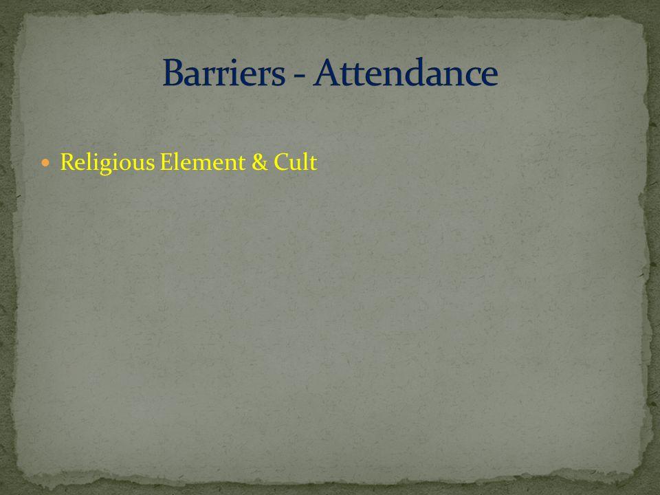 Religious Element & Cult