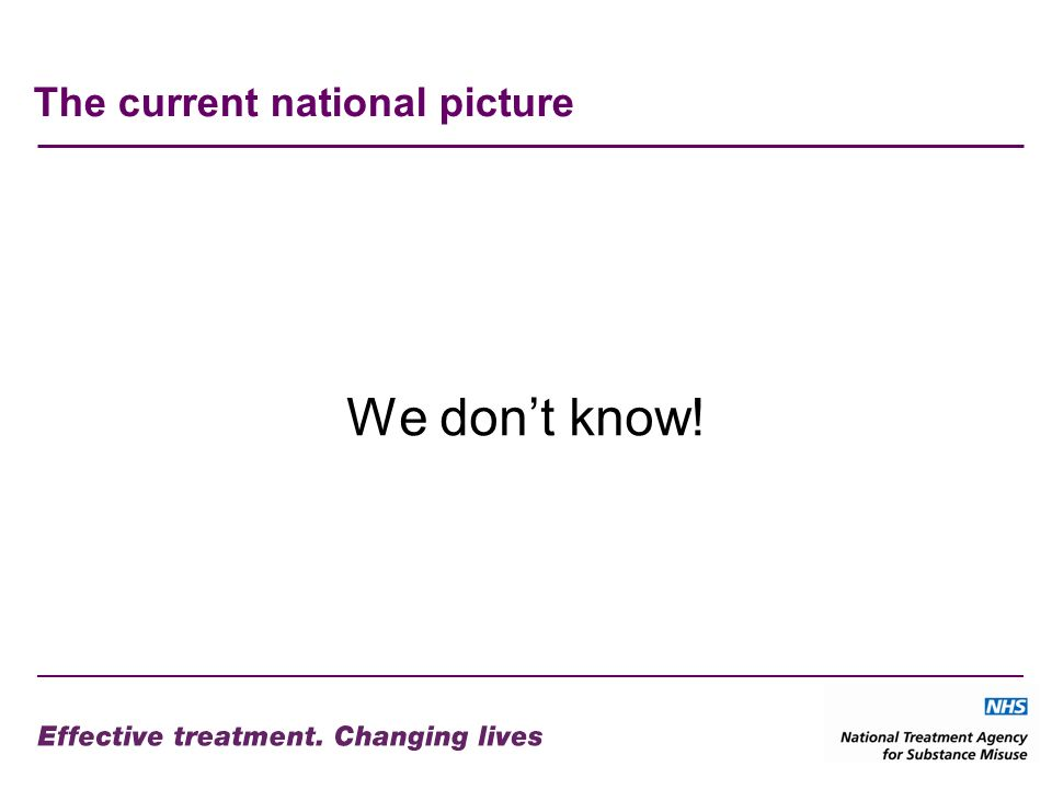 Barriers Confidentiality (esp.pharmacy). Potential change to treatment.