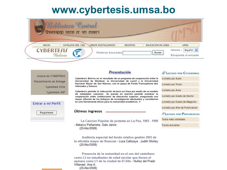 www.cybertesis.umsa.bo