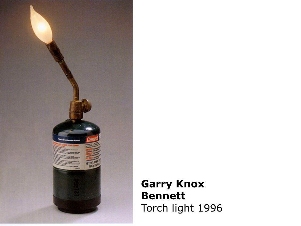 Garry Knox Bennett Torch light 1996