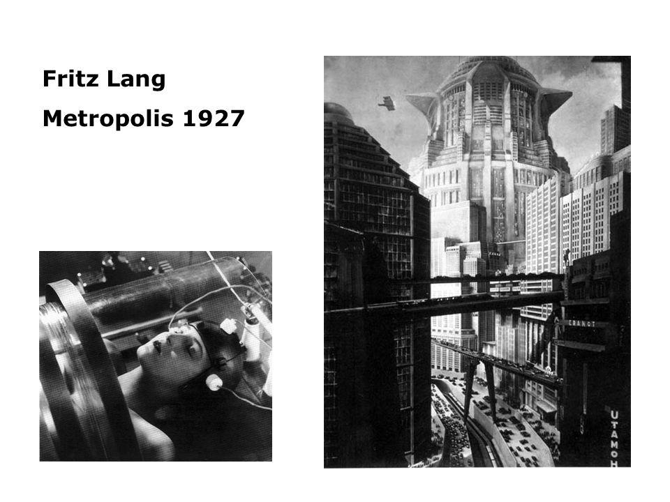 Fritz Lang Metropolis 1927