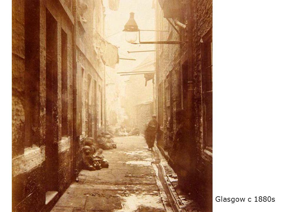 Glasgow c 1880s
