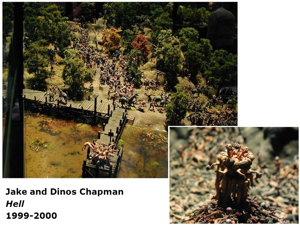 Jake and Dinos Chapman Hell 1999-2000