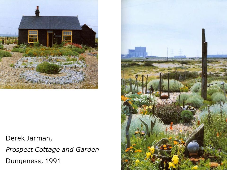 Derek Jarman, Prospect Cottage and Garden Dungeness, 1991