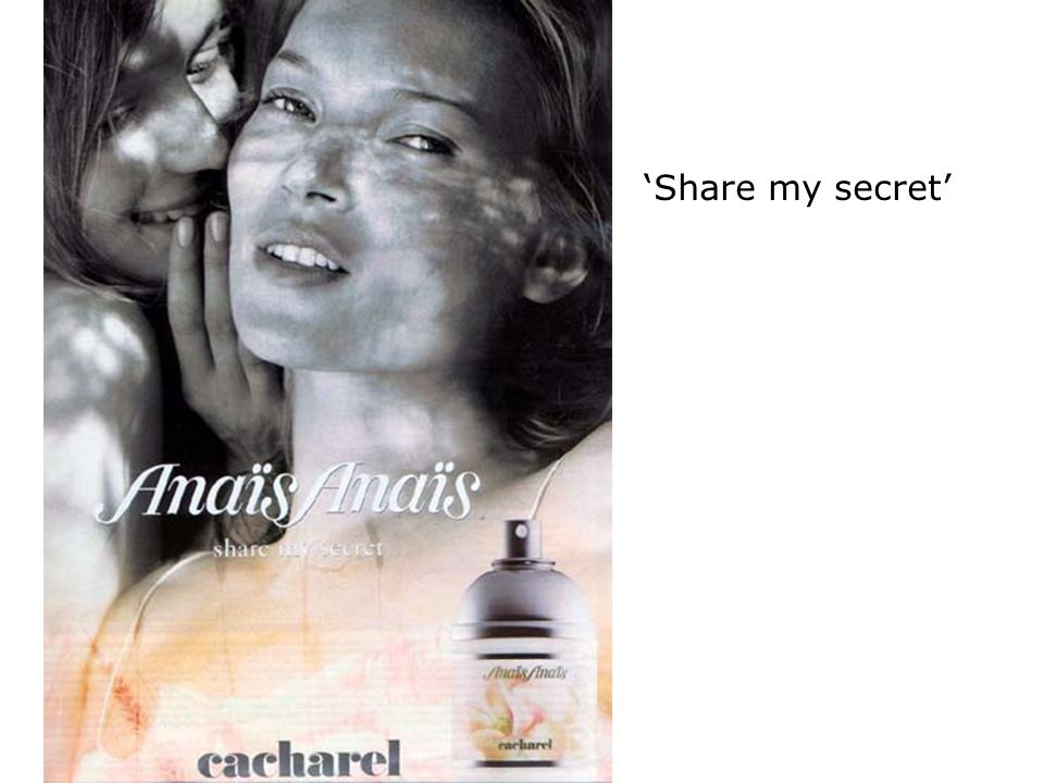 Share my secret