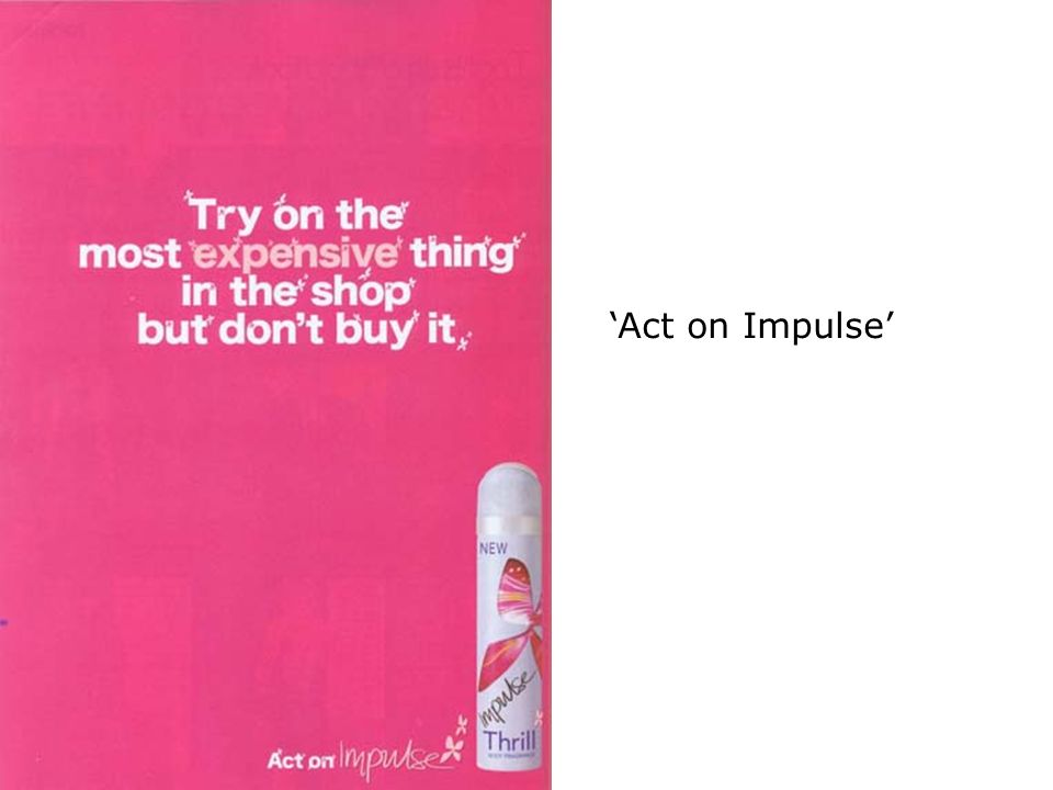 Act on Impulse