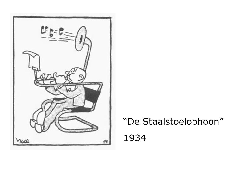 De Staalstoelophoon 1934