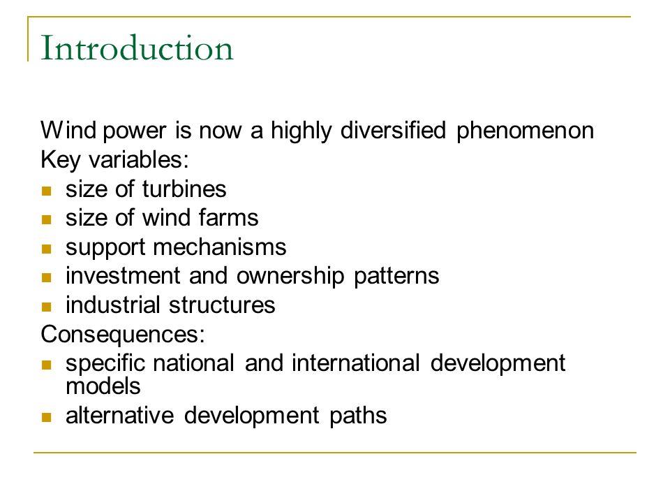 Development models 1.
