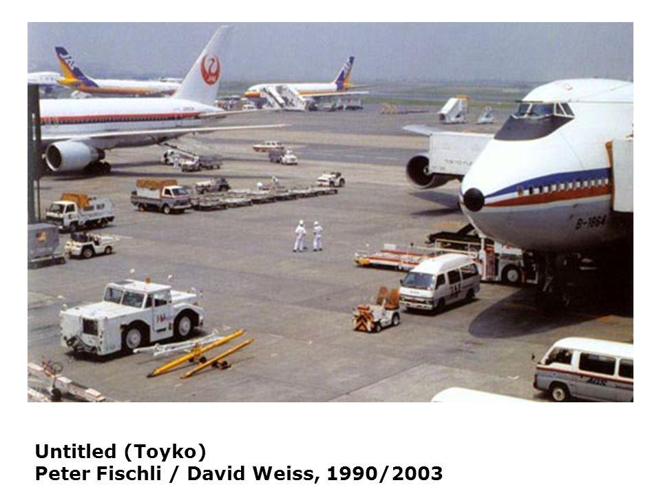 Untitled (Toyko) Peter Fischli / David Weiss, 1990/2003
