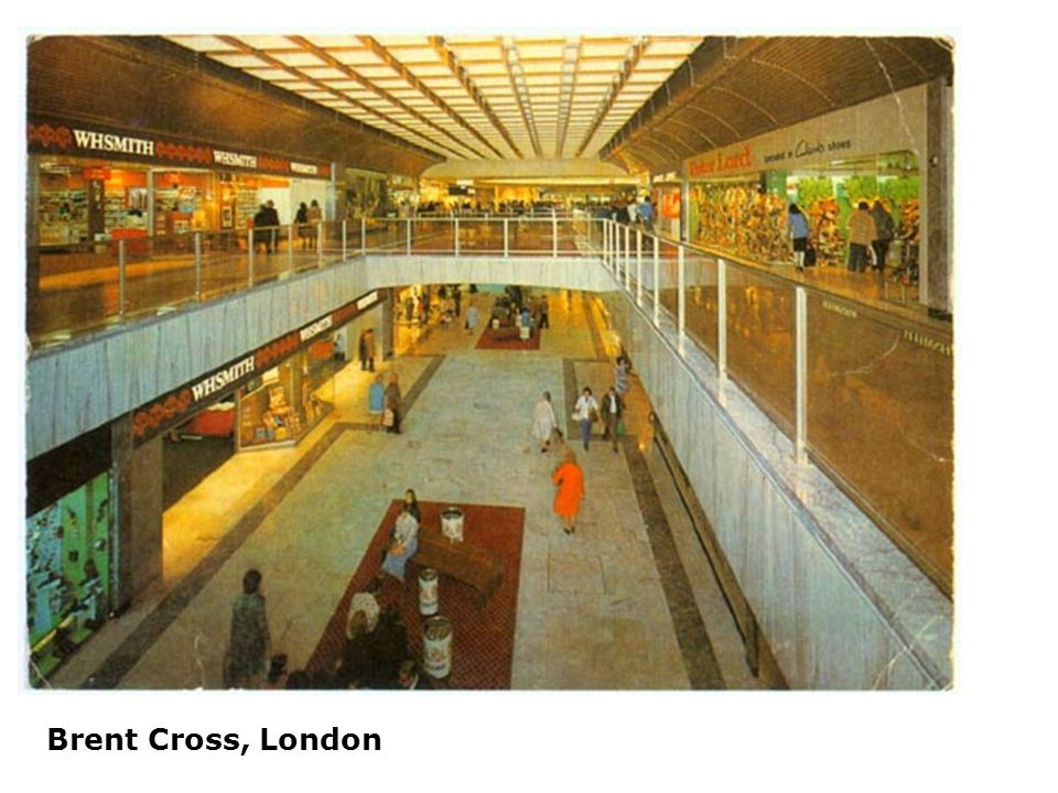 Brent Cross, London